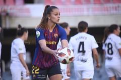 DSC_0626 (Noelia Déniz) Tags: fcb barcelona barça femenino femení futfem fútbol football soccer women futebol ligaiberdrola blaugrana azulgrana culé valencia che