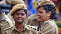 On duty • Jallikattu - Palamedu (Henk oochappan) Tags: img5117 india tamilnadu madurai palamedu oochappan