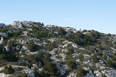 Sommet de Marseilleveyre depuis la tête de la Mounine (Bernard Ddd) Tags: 15janvier1946 marseille croixcommémorative têtedelamounine marseilleveyre crash kn557 dakota bouchesdurhône france fr