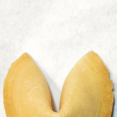 I saw the easter bunny 😉 (andtor) Tags: hmm macromondays aprilfoolsday osterhase easterbunny glückskeks fortunecookie aprilscherz aprilfools rx100