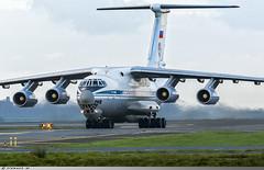 Ilyushin IL-76MD Russia 224th Flight Unit State Airline RA-78844 (Clément W.) Tags: ilyushin il76md russia 224th flight unit state airline lfpg ra78844 cdg