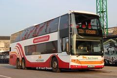 Bus Eireann LD225 (08D70154). (Fred Dean Jnr) Tags: buseireannroute226 cork daf sbr4000 vdl berkhof axial ld225 08d70154 kentstationcork april2019 buseireann corkkentstation