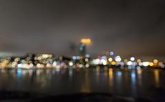 City Lights (makkus1996) Tags: city light cityscape glow sea winter sky dark night bokeh colorful color finland sigma