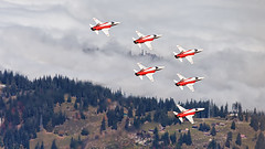 Patrouille Suisse flying over The village of Brienzwiler (PH-OTO) Tags: axa airshow airshows alouetteiii axalp cougar demoteam ec135 ebenfluh eurocopter f18 f5 fa18 fliegerschiessen hornet kp kommandoplatz schweizerluftwaffe shootingdemo superpuma swissairforce switzerland tiger tschingl wildgaerst wildgarst fliegerdemonstration schieesplatz shootingrange