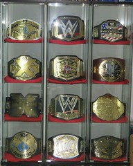 (imranbecks) Tags: detolf wwe wwf replica title belt belts championship championships wrestling ikea collection uk united kingdom us ic intercontinental states nxt north american big logo network eagle gold undisputed spinner 2018 full sail live studios university 2017