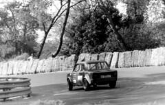 SIMCA 1000 Gr. 2 Circuito de Montjuic 1973 (Manolo Serrano Caso) Tags: race car circuit montjuich simca escuderiascatalanas simca1000 caba