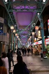 Kichijoji shopping street (HAMACHI!) Tags: tokyo 2019 japan food foodporn foodie foodmacro meat beef 肉山 nikuyama kichijoji restaurant diningrestaurant lumix lumixdclx100m2 dclx100m2 street night illumination
