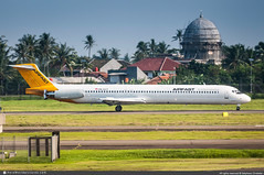 [CGK.2015] #Airfast.Indonesia #FS #McDonnell.Douglas #MD82 #PK-OCT #awp (CHR / AeroWorldpictures Team) Tags: airfastindonesia airfast indonesia airlines asian mcdonnelldouglas mdc md80 md82 dc9 msn498891761 engines pw jt8d pkoct midwayairlines ml mid n811ml aeromexico am amx renoair qq roa n823ra americanairlines aa aal bcc plane airplane aircraft spotting jakarta soekamohatta airport cgk wiii landing reverse aviation avion planespotter aeroworldpictures awp team christeler avgeek nikon d300s nikkor raw nef 70300vr lightroom 2015
