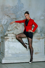 Irina: High heels? But of course! (Kostya Romantikov) Tags: moscow russia russian girl woman studio black patterned pantyhose tights dress patternedpantyhose blacktights short shortdress strumpfhose collants miniskirt миниюбка minirock minijupe minifalda minigonna minihame jambes beine piernas gambe slenderlegs piernasesbeltas gambesnelli schlankebeine picioarelesubțiri incebacaklar ohutjalat jambesélastiques blackdress колготки ножки minidress shoes sole art arch heels highheels kostyaswardrobe