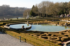 Water Terraces | Blenheim Palace | Feb 2019-58 (Paul Dykes) Tags: woodstock unitedkingdom england gb uk blenheimpalace johnvanbrugh englishbaroque duke marlborough churchill