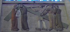 """Blois, Loir-et-Cher: basilique Notre-Dame de la Trinité, 1932-39,  architecte Paul Rouvière. Classée dès 1996 au titre des monuments historiques, elle bénéficie en outre du Label """"Patrimoine du XXe siècle"""" (Marie-Hélène Cingal) Tags: france centrevaldeloire centre loiretcher 41 blois baznīca église kirik iglesia church chiesa bažnyčia kirche kostol eliza véronique"""