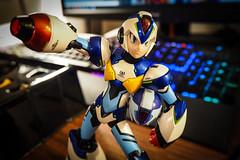 MEGAMAN X TRUFORCE 3 (The Megaman Collector) Tags: megaman x truforce