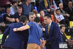 DSC_0168 (VAVEL España (www.vavel.com)) Tags: fcb barcelona barça basket baloncesto canasta palau blaugrana euroliga granca amarillo azulgrana canarias culé