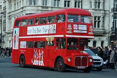 Brigit's Afternoon Tea, Surrey Quays (LN) - JJD 404D (peco59) Tags: jjd404d rml2404 aec routemaster parkroyal rml bus psv pcv bridgetsafternoontea londontransport metroline bts londonsovereign londonunited timebustravel pringstalbans timebus
