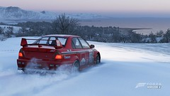 Forza Horizon 4 Mitsubishi Lancer Evo VI WRC #1 Makinen/Mannisenmaki (crash71100) Tags: forza horizon 4