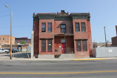 Dumas Brothel, Butte, MT