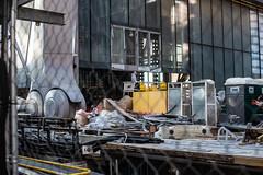 Shed Construction (misterperturbed) Tags: newyork hudsonyards shed