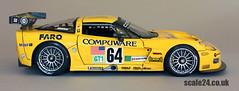 Corvette C6R - 54 (cmwatson) Tags: chevrolet corvette c6r 2007 lemans revell 07396 studio27 scale24 sdcc2401c