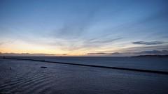 South Wall Dublin (n1el) Tags: sunrise dublin leinster ireland harbour irish sea dawn ship ferry sky