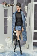 Cool Incognito Elsa Lin fashion doll (elenpriv) Tags: incognito elsa lin fashion doll 16inch 16fashion fr16 integrity toys jasonwu winterqueen collection elenpriv elena peredreeva handmade clothes dollclothes fashionroyalty