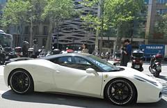 Smart Car! ('cosmicgirl1960' NEW CANON CAMERA) Tags: barcelona spain espana architecture buildings gaudi travel holidays yabbadabbadoo