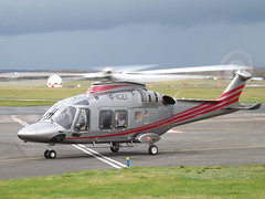 G-ICEI AgustaWestland AW169 Helicoptetr (Iceland Foods Ltd) (Aircaft @ Gloucestershire Airport By James) Tags: gloucestershire airport gicei agustawestland aw169 helicoptetr iceland foods ltd egbj james lloyds
