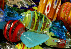Inedible (arbyreed) Tags: arbyreed macromondays picktwo twistedglass twistedcandy glass artificial art artglass candyglass glasshardcandy close closeup