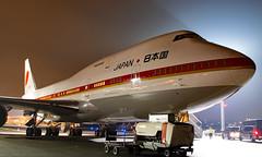 20-1102 - Boeing 747-47C - ZRH (Seán Noel O'Connell) Tags: avgeek planespotting aviationphotography zurichairport zrh lszh japanairselfdefenceforce jasdf 201102 boeing 74747c b747 b744 nightaviation aviation