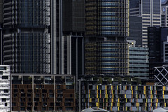 urban jungle (Greg M Rohan) Tags: cityliving barangaroo urbanjungle urban city australia sydney abstractarchitecture abstract architecture buildings building d750 2019 nikon nikkor