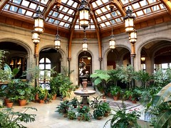 Winter Garden, Biltmore House, Biltmore Estate, Asheville, NC (w_lemay) Tags: interior biltmore mansion museum northcarolina westernnorthcarolina appalachia chateauesque victorian historic