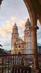 MircK - Campeche (imNOTaPh) Tags: campeche mexico mirck samsungs7 church travel