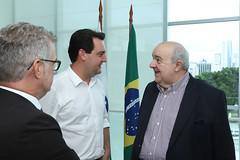 Reunião com o Prefeito Rafael Greca