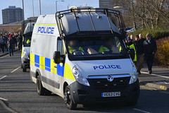 VE63 CVG (S11 AUN) Tags: cleveland police vauxhall movano dog support unit policedogs public order vehicle pov neighbourhood policing cell van 999 emergency ve63cvg