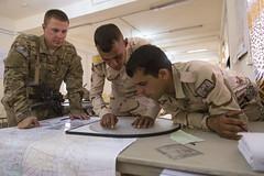 150624-A-YV246-166 (Matthew Bailey Photos) Tags: camptaji 5thsquadron 82ndabndiv 3rdbde assist advise usarmy iraq training iraqiarmy 73rdcavalryregiment 20thpublicaffairsdetachment arcent 573cav isil daish combinedjointtaskforceoperationinherentresolve islamicstateofiraqandthelevant m16rifle m249squadassaultweapon 76thbrigade 16thdivision oir operationinherentresolve operationinherentresolute soldiers comcam 2505thparachuteinfantryregiment 2505thpir mortars iq