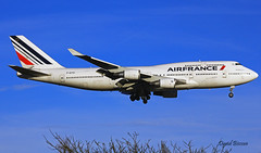 Boeing B747-428 n° 25600/901 ~ F-GITD  Air France (Aero.passion DBC-1) Tags: spotting cdg 2013 dbc1 david aeropassion biscove aviation airport roissy aircraft avion plane airlines airliner boeing b747 ~ fgitd air france