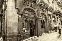 Grill Room (rossendgricasas) Tags: barcelona gòtic catalonia virat street urban urbanexplorer architecture ancient nikon7100