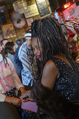 DSC_0868 (photographer695) Tags: susie from sierra leone west africa with dreadlocks charming jamaican lady portrait the haggerston pub kingsland road london