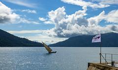 Boats from Nosy Be / Лодки с Нуси-Бе (dmilokt) Tags: море sea небо sky облако cloud остров island лодка boat корабль ship dmilokt пейзаж landscape