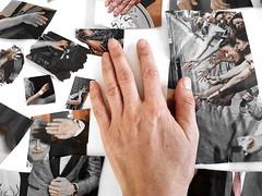 hand, newspaper gestures (Ines Seidel) Tags: hand gestures newspaper touch paper news connection gesten zeitung zeitungsfotos verbindung berühren