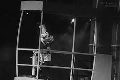 Mickey Mouse as Steamboat Willie - Fantasmic - Disney's Hollywood Studios (J.L. Ramsaur Photography) Tags: retro classic vintage history historic historyisallaroundus bw blackwhite blackandwhite nik niksilverefexpro2 silverefex nikcollection monochrome colorless nighttime nightphotography afterdark atnight jlrphotography nikond7200 nikon d7200 photography photo lakebuenavistafl centralflorida orangecounty florida 2016 engineerswithcameras hollywoodstudios disney'shollywoodstudios photographyforgod thesouth southernphotography screamofthephotographer ibeauty jlramsaurphotography photograph pic waltdisneyworld disney disneyworld fantasmicparade mickeymouse mickeysdebut happiestplaceonearth wheredreamscometrue magical tennesseephotographer imagineering disneycharacter waltdisneyworldresort disneyimagineering steamboatwillie mickeymouseassteamboatwillie mickeyassteamboatwillie cartoon disneyfirsts debut