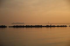 11 (Nils Stolpmann) Tags: landscape nature sea ocean boats yachts clouds sky sun sunrise sunset birds light sunlight nautic