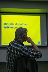 20190215-Wilkinson_2837.jpg (BCIT Photography) Tags: townhall bcit ministeroffisheriesoceansandthecanadiancoastguard ecologicalrestoration honourablejonathanwilkinson bcinstittuteoftechnology