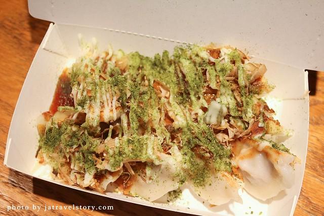 萬分極炙燒餃子 日本風小吃店有日式煎餃和餡餅可以選擇【捷運中山國中】 @J&A的旅行