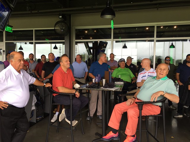 Golf Outing, September 18, 2018 at TOPGOLF, Edison, NJ