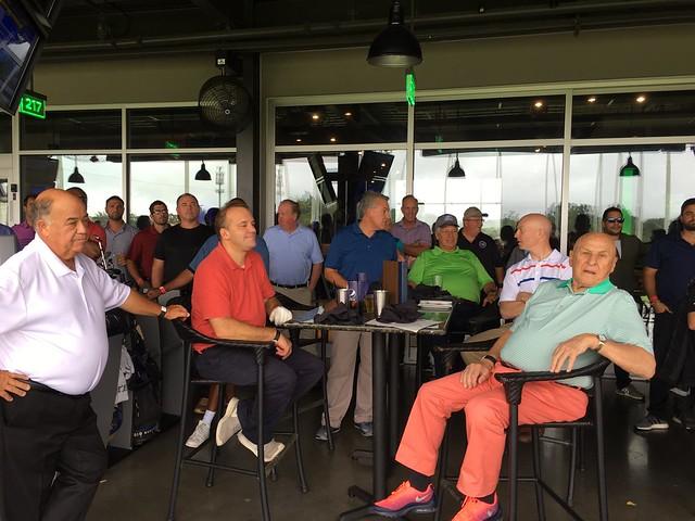 Golf Outing, September 18, 2018 at TOPGOLF, Edison, NJ