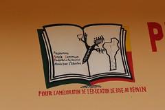 The Yokon-Gbeme primary school (Global Partnership for Education - GPE) Tags: schoolbuilding gpe globalpartnershipforeducation education benin educationinbenin primaryeducation primaryschool