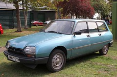 TMM 757Y (Nivek.Old.Gold) Tags: 1983 citroen gsa special estate 1299cc harrowgarage hornchurch