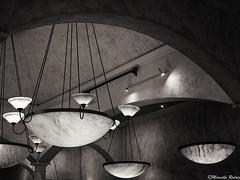 Luces (Marcello Rodriz) Tags: raleigh nc usa us luces lamps lamparas cielo building fine art fineart blackandwhite blancoy negro black white sepia monocromatic rodriguezpuebla rodriz 2018 fujifilm xh1 fuji