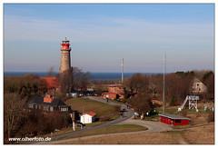 Rügen - 2019-04 (olherfoto) Tags: ostsee insel rügen kaparkona steilküste meer balticsea leuchtturm lighthouse
