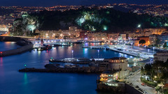 LE PORT DE NICE (milleniumphotographie) Tags: blue hour bluehour night cityscape naturalnight filter sony a7 longexposure exposure dri hdr blending nisi lee landscapes canon nikon olympus manfrotto nice city street boat light paysage nighscape